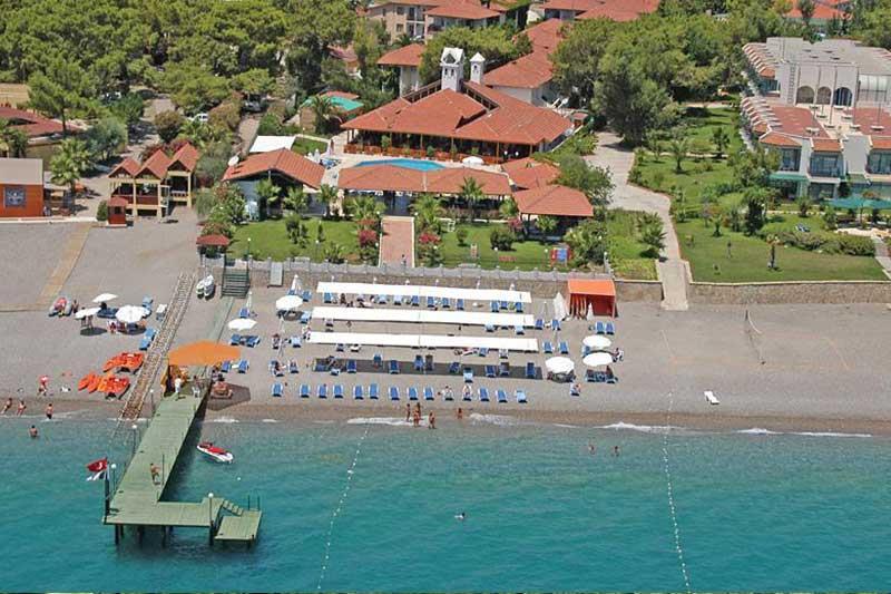 Larissa Club Akman Park Hotel