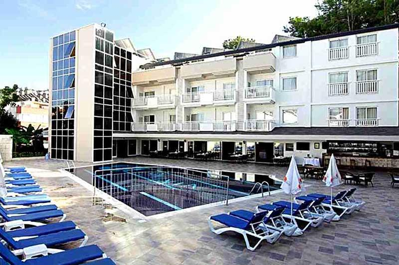 Viking Suit Hotel