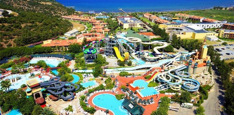 Tui Blue Ephesus Otel & Aqua Fantasy Aqua Park Tatil Köyü