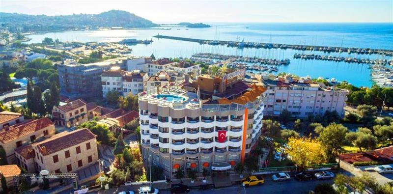Aden Ada Marina Hotel