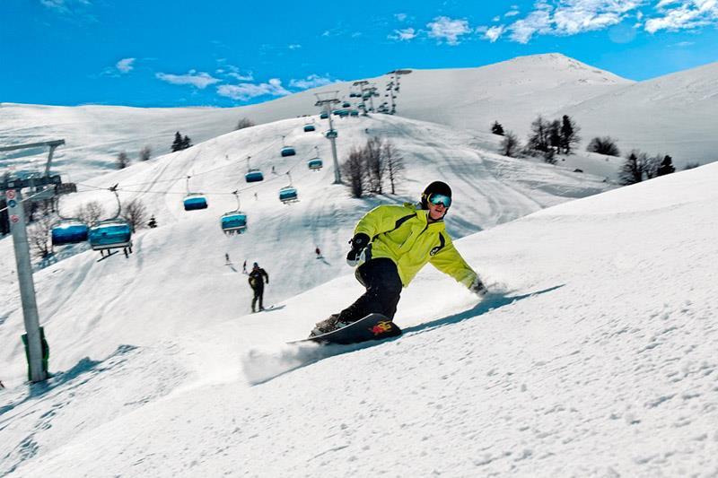 Ağaoğlu My Mountain Uludağ