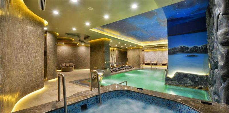 Marigold Thermal & Spa Hotel