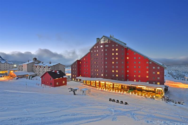 Karinna Hotel Convetion Center&Spa