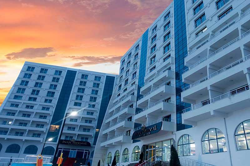 Karen Thermal Residence( Ex. İnan Termal Hotel )