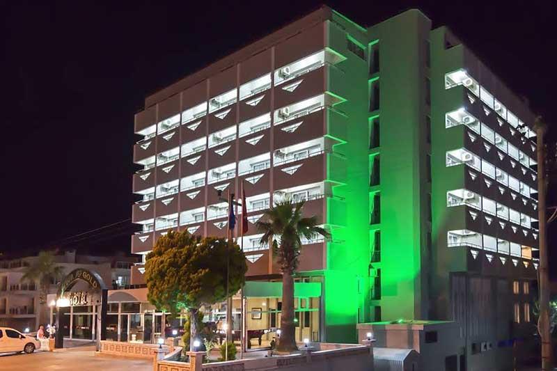 Green Gold Hotel
