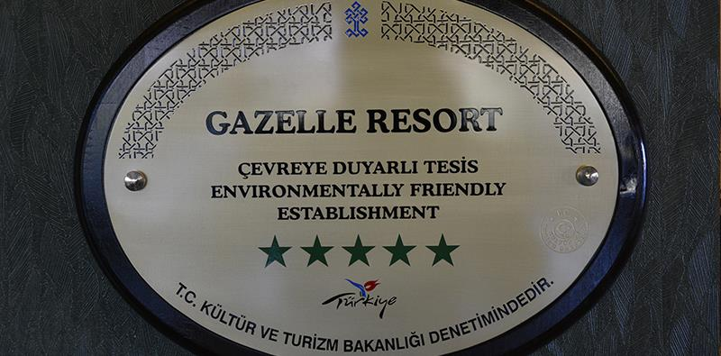 Gazelle Resort & Spa Otel