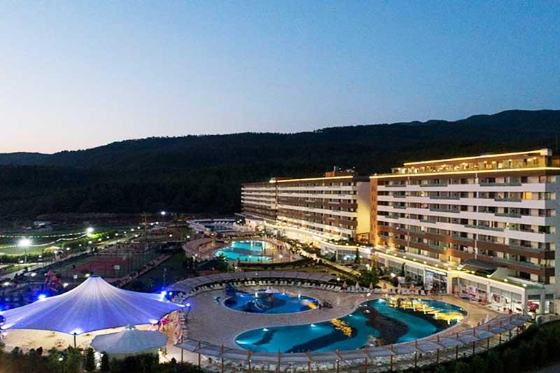 Hattuşa Vacation Club Thermal Erzin