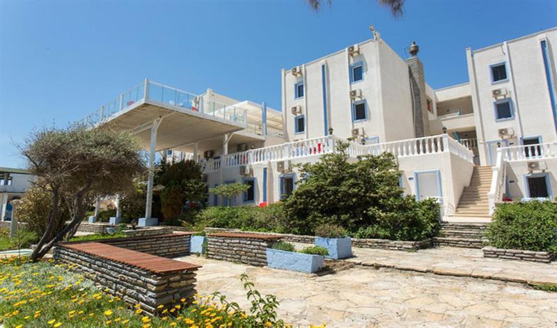 Chronos Beach Hotel Akyarlar