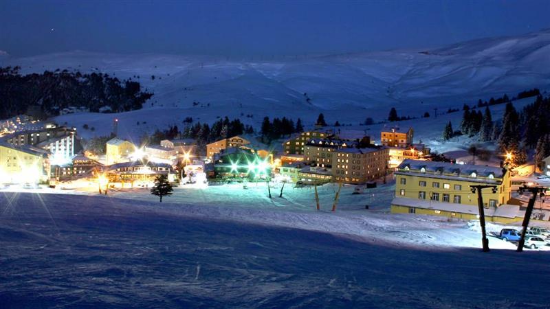 Kervansaray Uludağ Ski Center