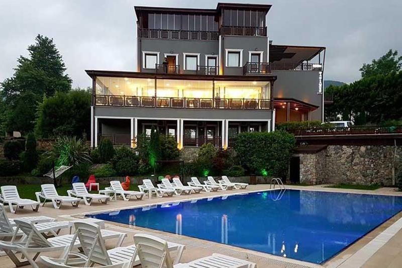 A Diamond The Resort Spa Sapanca
