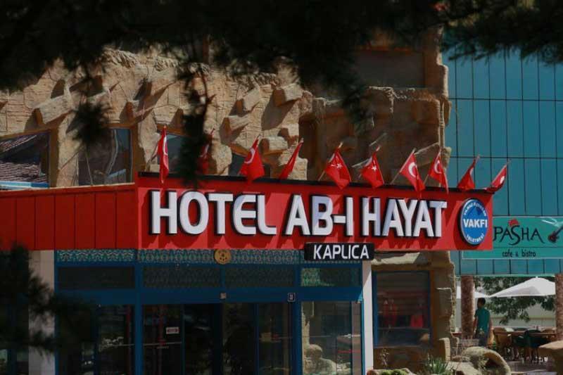 Ab-ı Hayat Termal Otel