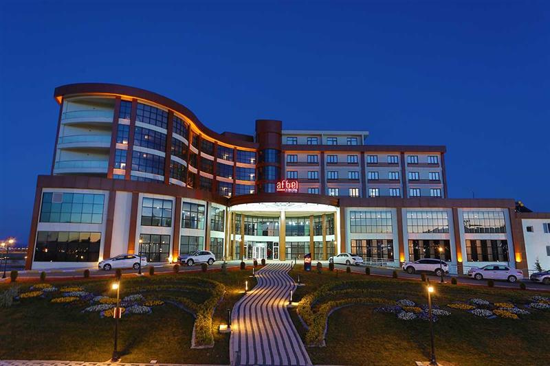 Afbel Termal & Spa Otel
