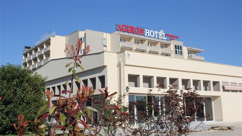 Agiros Thermal Hotel Spa