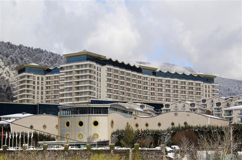 Sarot Thermal Palace Apart Hotel