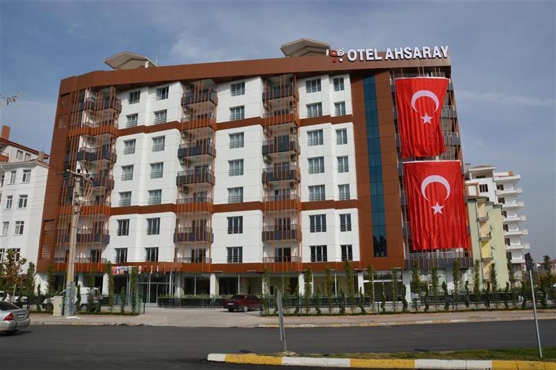 Otel Ahsaray