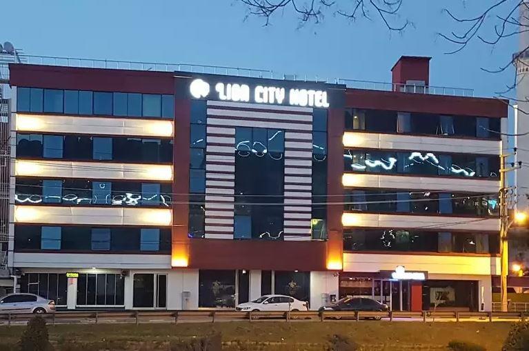 Lion City Hotel Bursa