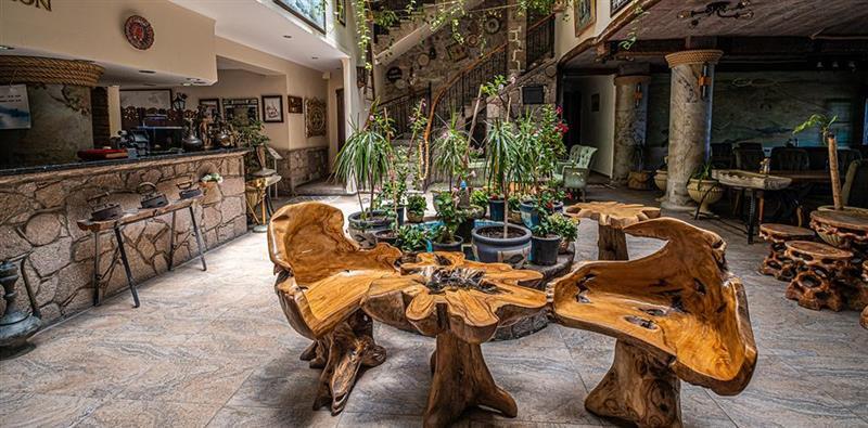 Assos Kervansaray Otel