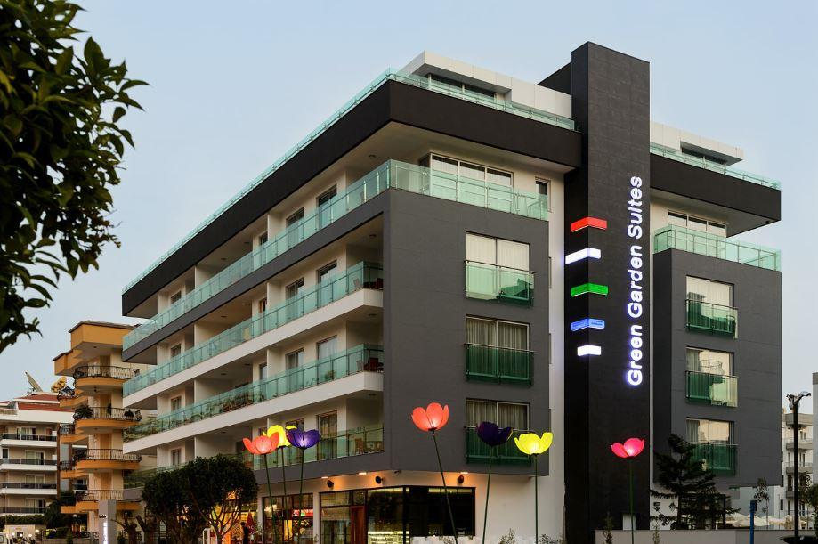 Green Garden Suite Hotel