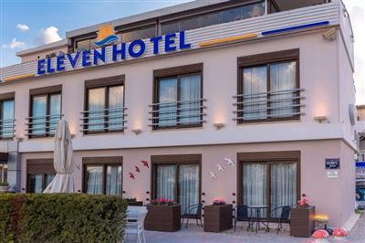 Eleven Hotel Ilıca