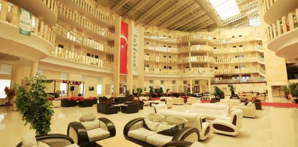 Divaisib Termal Resort Hotel
