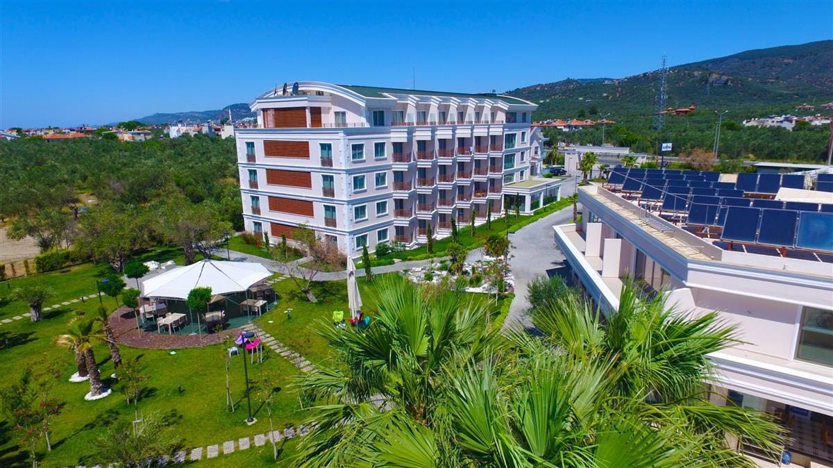 Rawda Resort Hotel Altınoluk