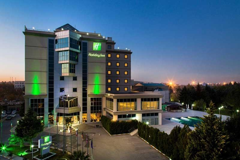 Holiday İnn Hotel Bursa