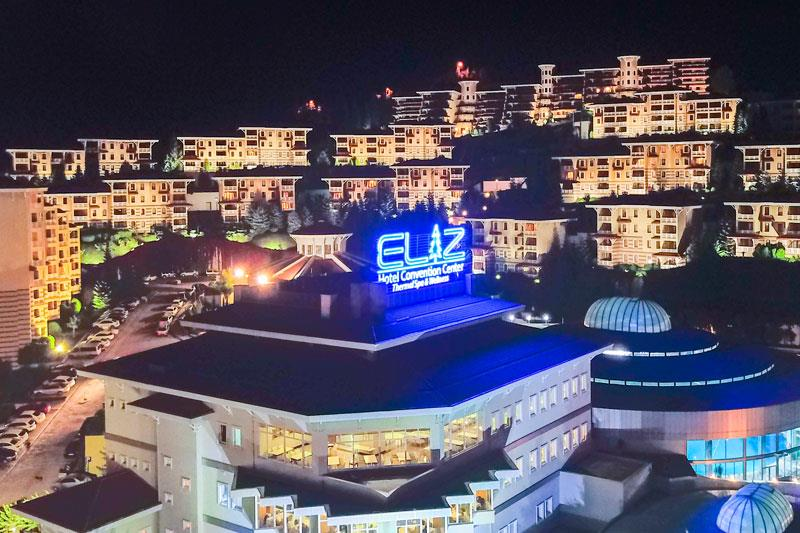 Eliz Hotel Convention Center Thermal Spa Welness