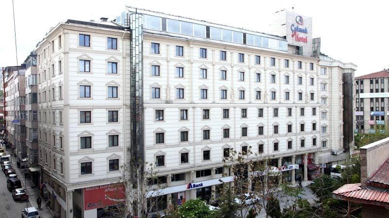 Çakmak Marble Hotel