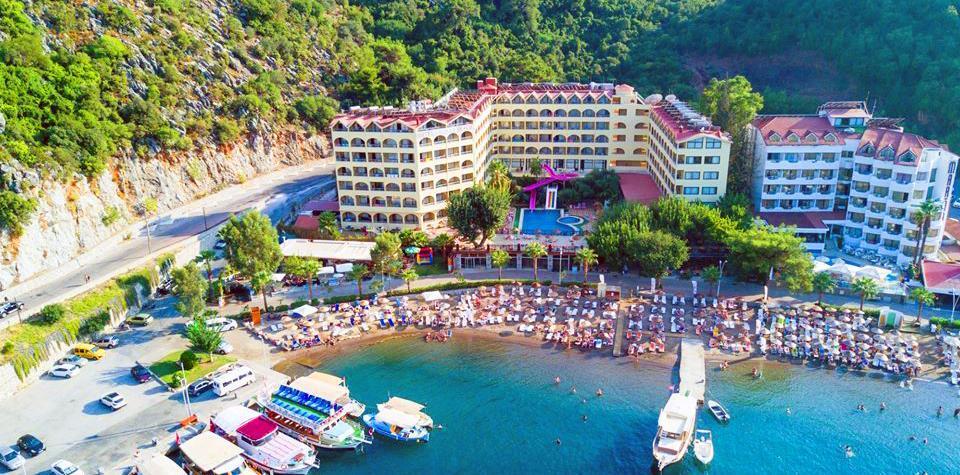 Gölmar Beach Hotel Spa